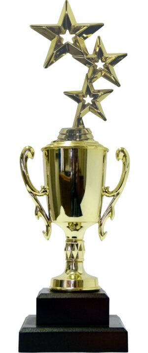 3 Stars Trophy 350mm