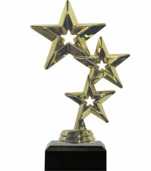 3 Stars Trophy 175mm