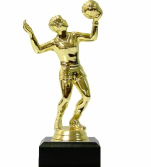 Volleyball Female Trophy 155mm