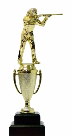 Shooter Trap Female Trophy 280mm