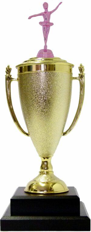 Ballet Trophy PINK 405mm