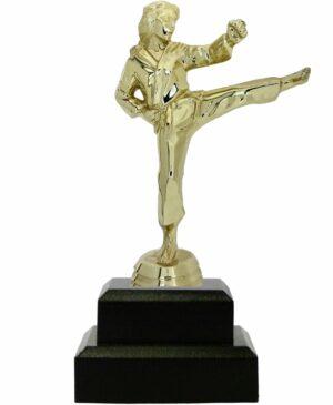 Karate Female Trophy 200mm