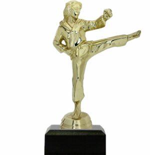 Karate Female Trophy 175mm
