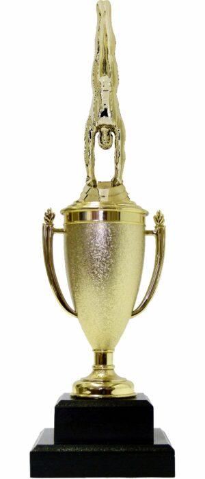 Gymnastics Male Trophy 355mm