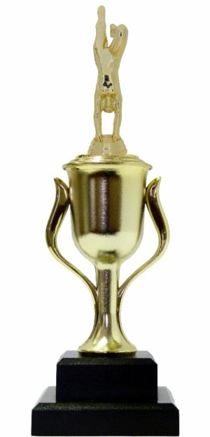 Gymnastics Female Trophy 355mm